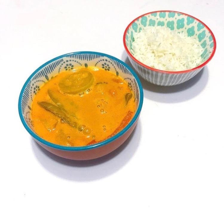 Lemongrass Curry